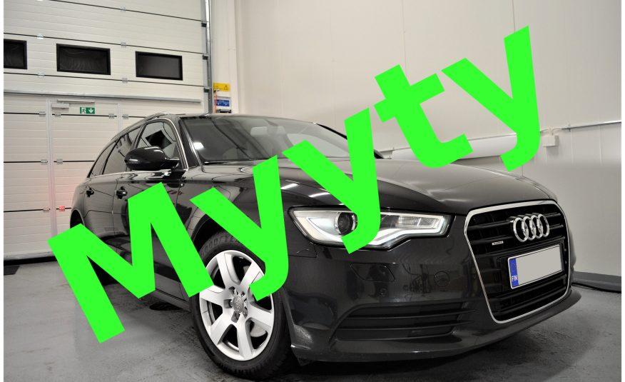 Audi A6 Avant 3,0 V6 TDI 150 kW quattro S tronic Start-Stop