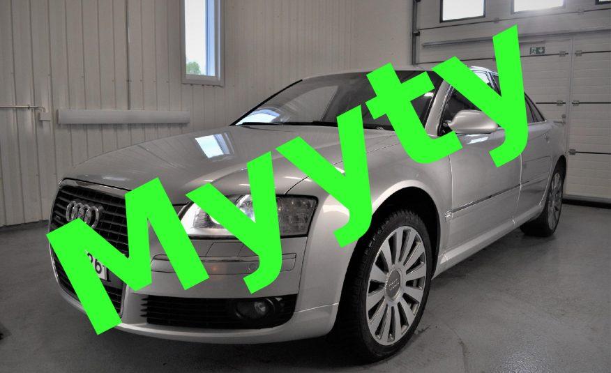Audi A8 4.2 V8 TDI Quattro Tiptronic *Facelift *VARUSTELTU