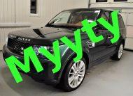 Land Rover Range Rover Sport TDV6 HSE Facelit *VARUSTELTU