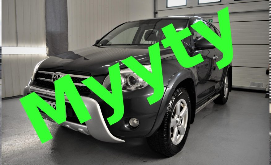 Toyota RAV4 X 2,2 D-4D 177 Clean Power 4WD