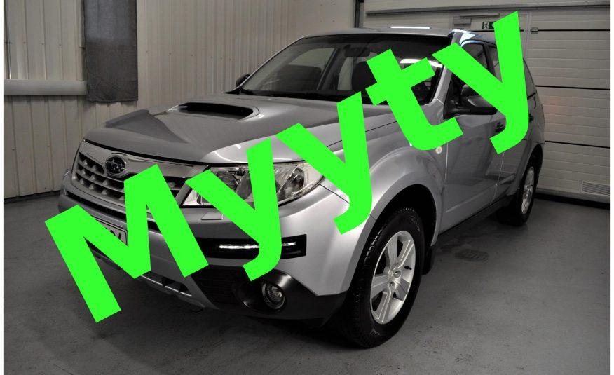 Subaru Forester 2,0 TD X EM Business