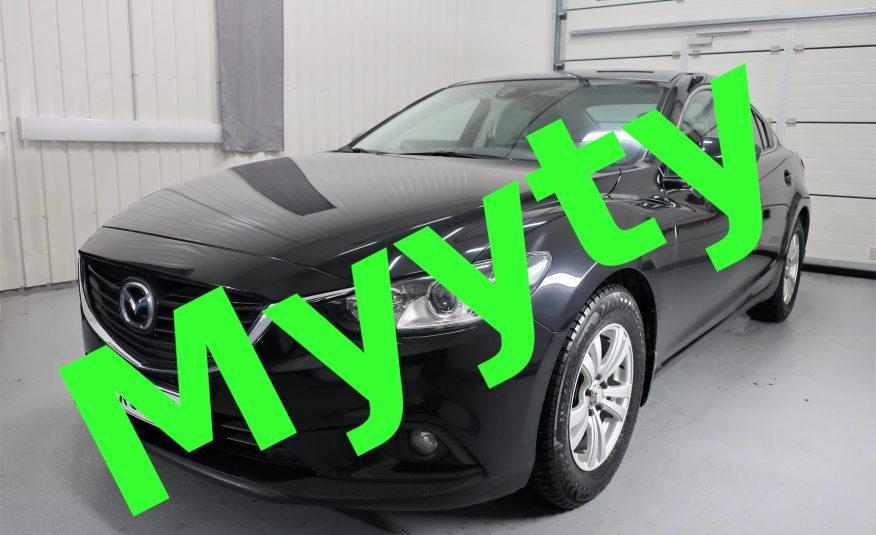 Mazda 6 2,2 150 SKYACTIV-D Premium 4ov SF2