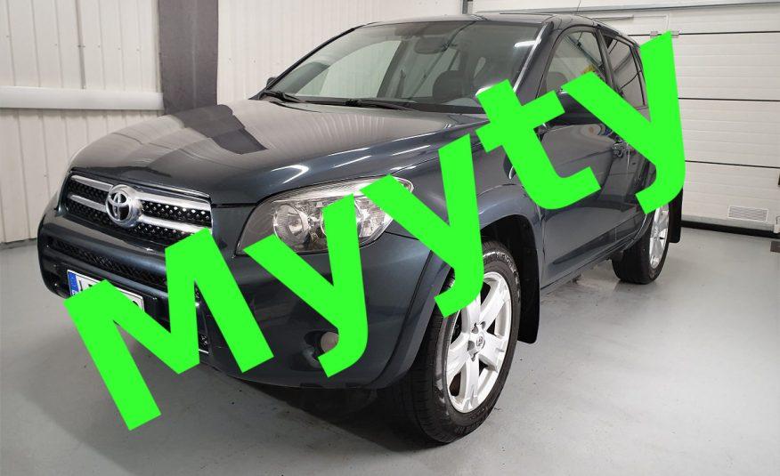 Toyota RAV4 X 2.2 D-4D 177hv Luxury 4WD