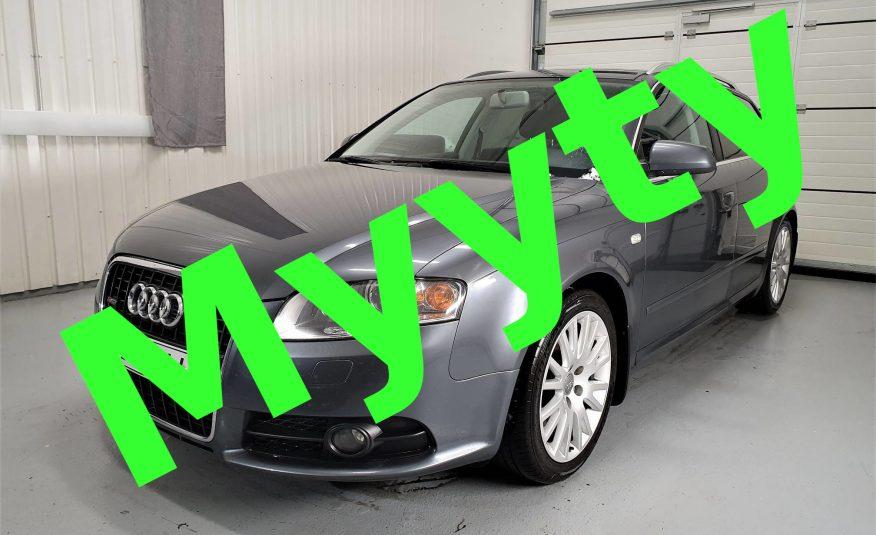 Audi A4 Avant 1.8 T S-Line MY07 Facelift