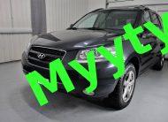 Hyundai Santa Fe 2.2 CRDi 4WD LTD 7-p *VARUSTELTU *7-paikkainen *Neliveto