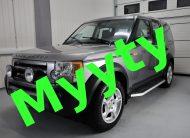 Land Rover Discovery 3 2,7 TDV6 SE Aut 7-p *Siisti *7-paikkainen *4x penkinlämmittimet *Bi-Xenon