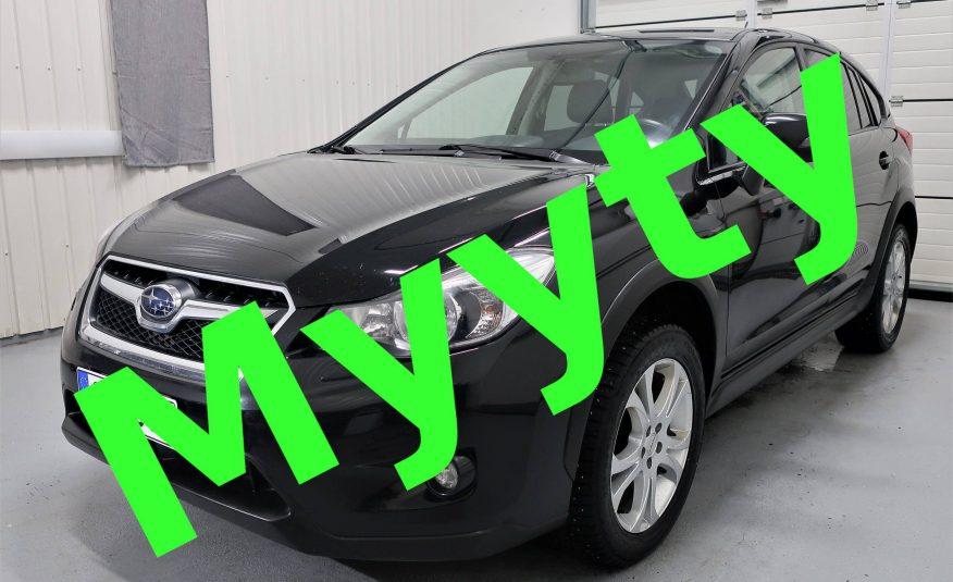 Subaru XV 2,0 TD S+ (FH) *VARUSTELTU