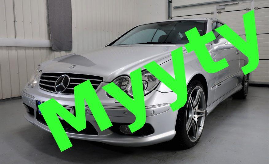 Mercedes-Benz CLK 500 Avantgarde A *VARUSTELTU *Vain 148tkm!