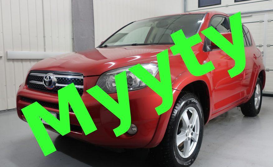 Toyota RAV4 X 2.2 D4D 177hv 4WD Luxury