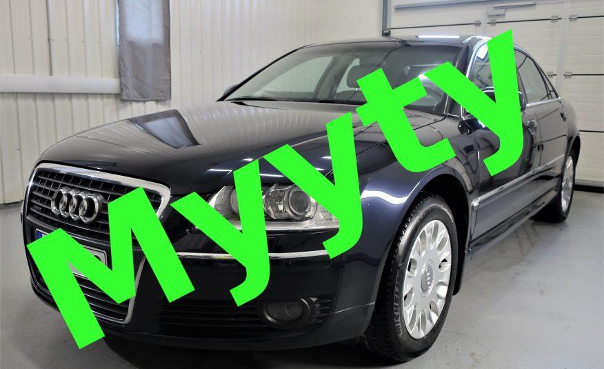 Audi A8 3.0 TDI Quattro Tiptronic *1-omistaja *Suomi-auto *HELMI! *VARUSTELTU