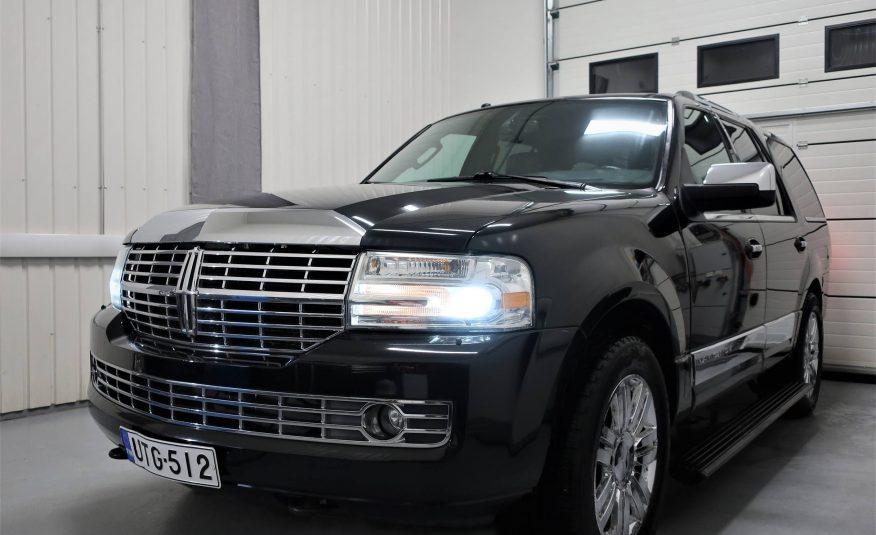 Lincoln Navigator 5.4 V8 4X4 *VARUSTELTU *Uusi korimalli *Rahoitus 220e/kk *Vaihto *Neliveto *Nahat *Xenon *Rahoitus *Vaihto