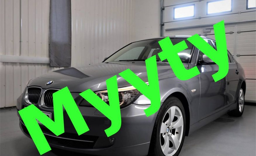 BMW 530 d 4d A LCI Facelift *HUIPPUSIISTI *Varustelut *Rahoitus *Vaihto