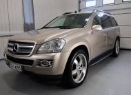 Mercedes-Benz GL 320 CDI 4Matic *Suomi-auto *VARUSTELTU *Vaihto *Rahoitus
