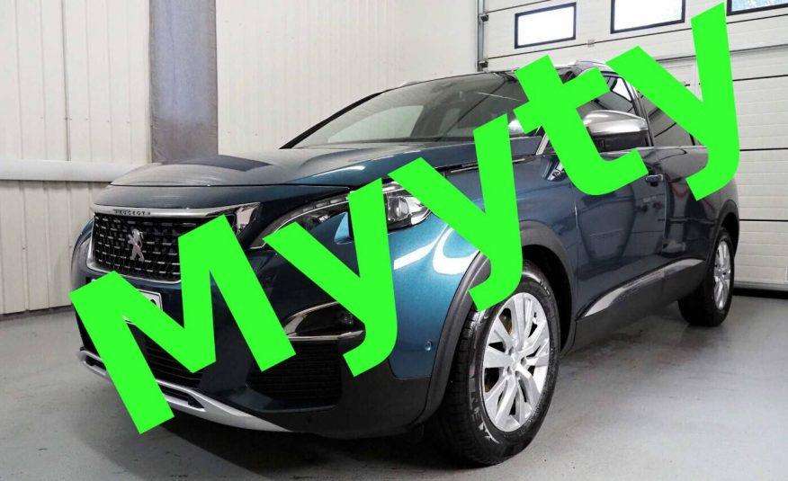 Peugeot 5008 GT BlueHDi 180 Automaatti *Kaikkein kallein malli! *7-paikkainen *Nahka/Alcantara *Led valot *Autopuhelin *Lasikatto *Vaihto *Rahoitus