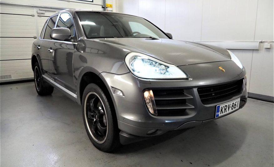 Porsche Cayenne 3.6 V6 Tiptronic 290hv *Facelift *Bi-Xenon *Nahkaverhoilu *Vaihto *Rahoitus