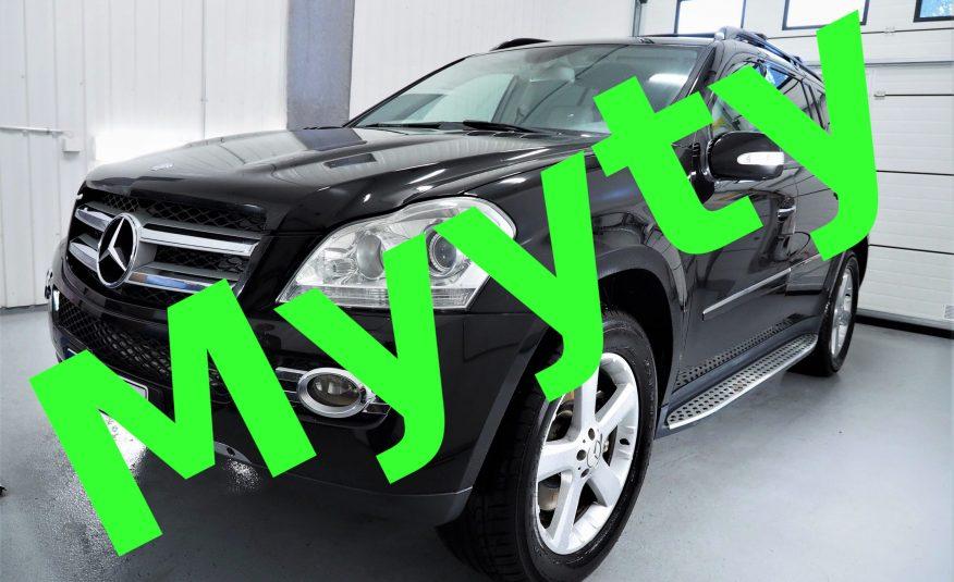 Myyty! Mercedes-Benz GL 320 CDI 4Matic 224Hv * 7-paikkainen *Varusteltu *2x hyvät renkaat