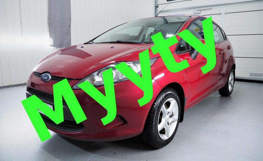 Ford Fiesta 1,25 82hv Trend M5 5-ovinen