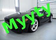 Myyty! BMW Z4 2.5i Roadster 2d *HELMI *Samalla omistajalla 10 vuotta *Huippusiisti