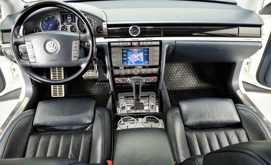 Volkswagen Phaeton 6.0 W12 4motion TipTronic Individual *Hinta uutena yli 200.000e! *VARUSTELTU *Vaihto *Rahoitus