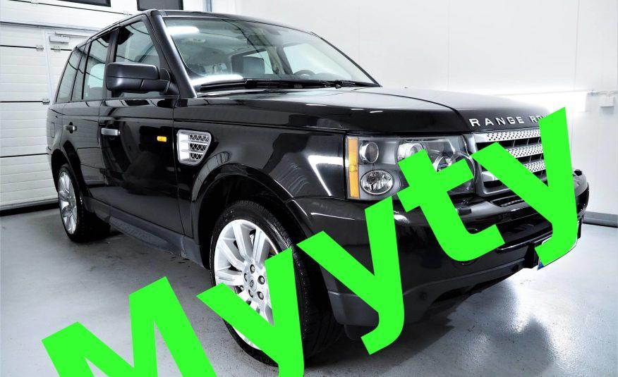 Myyty! Land Rover Range Rover Sport TDV8 HSE *VARUSTELTU *Jääkaappi *Kattoluukku *Harman/Kardon *Vaihto *Rahoitus