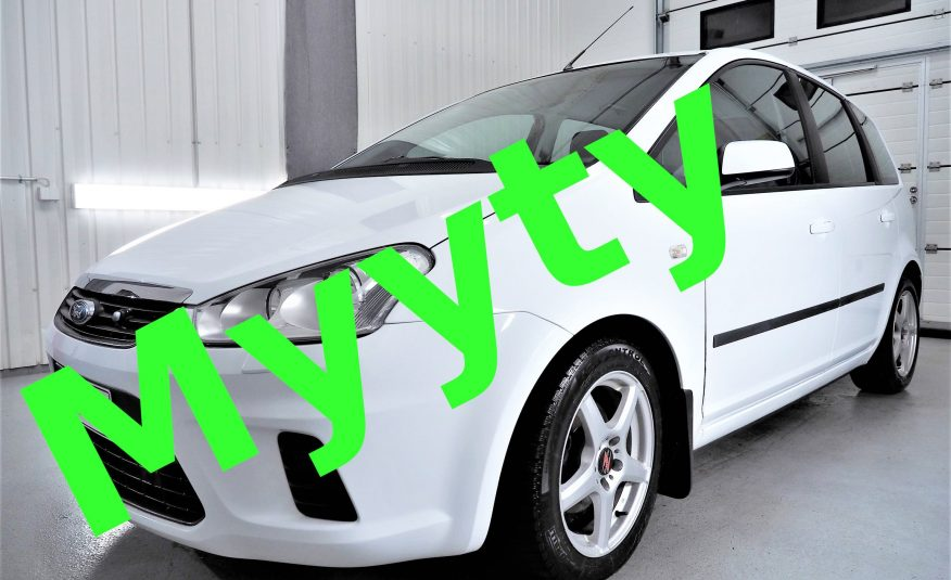 Ford C-Max 1,8 125hv Flexifuel Trend M5 5-ovinen *76 tkm