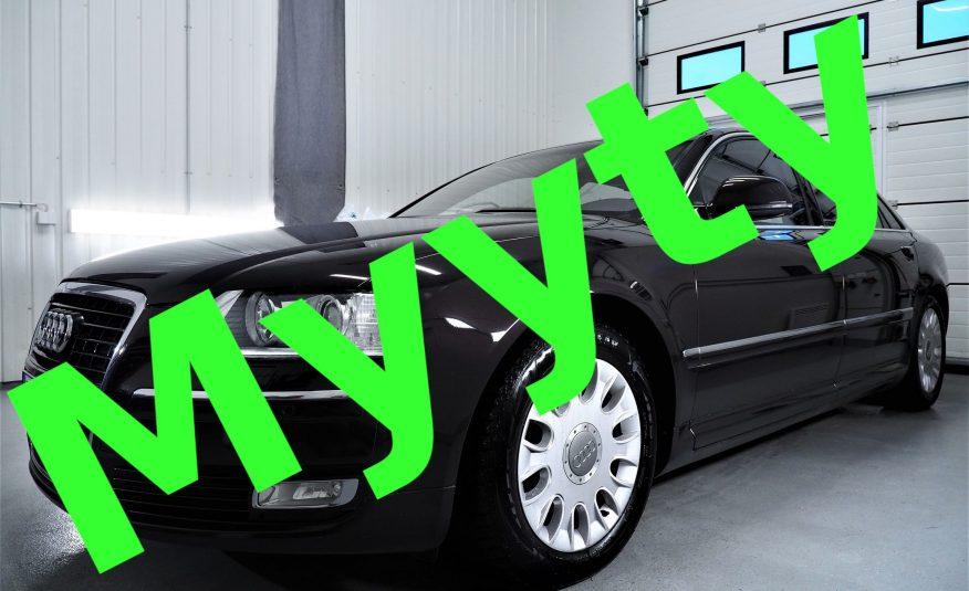 Audi A8 Lang 3,0 V6 TDI Quattro Tiptronic 233hv *Facelift *VARUSTELTU *Pidennetty akseliväli