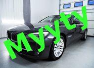 BMW 730 Diesel 4d A *VARUSTELTU *TV * Pro Navi *Comfort penkit