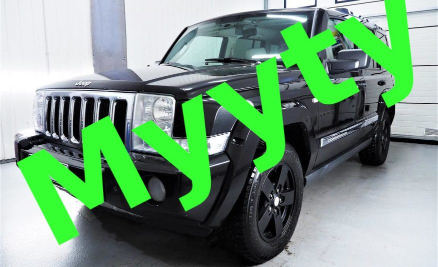 Jeep Commander 3.0 CRD Business Limited 5d A