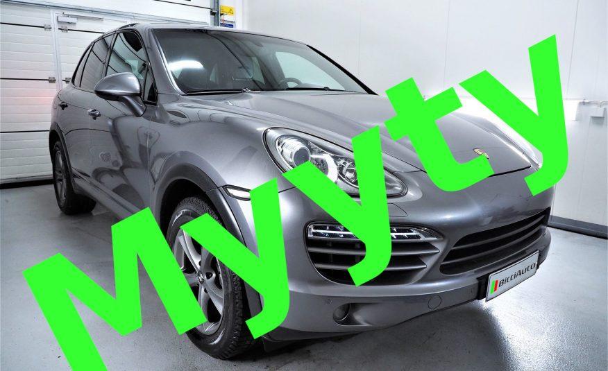 Porsche Cayenne D 3.0 V6 Tiptronic *Uusi korimalli *Laaja nahkapaketti *Navi *Nahat