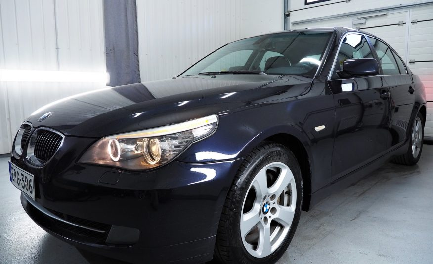 BMW 525 xi A LCI *Neliveto *Facelift *Huollettu *Vaihto *Rahoitus