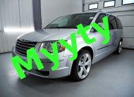 Chrysler Grand Voyager 2.8 CRD A Limited *VARUSTELTU *Nahka/Alcantara *4x penkinlämmittimet *Vaihto *Rahoitus