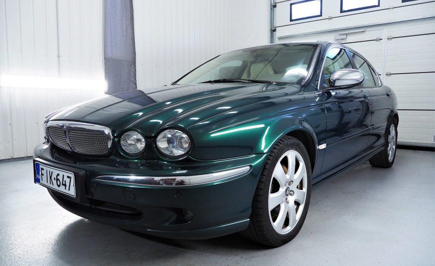 Jaguar X-Type 2.0 D 130hv MY08 *Tulossa *Varusteltu *Näyttävä