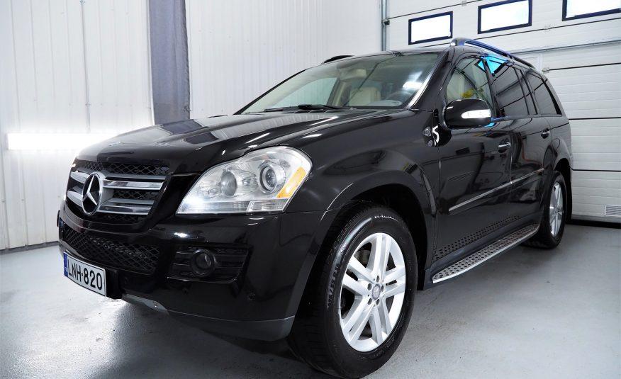Myyty! Mercedes-Benz GL 320 CDI