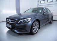 Mercedes-Benz C 200 BlueTec A Avantgarde (MY15) *Uusi korimalli *Varusteltu *Rahoitus