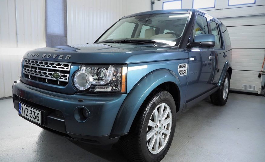 Myyty! Land Rover Discovery 4 4.0 V6 HSE Aut *VARUSTELTU