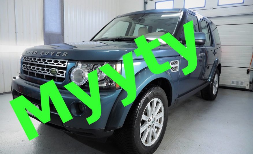 Land Rover Discovery 4 4.0 V6 HSE Aut *VARUSTELTU