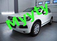 Volkswagen Touareg 3,0 V6 TDI 176 kW (240 hv) 4MOTION BlueMotion Technology Tiptronic-automaatti *Tyylikäs väriyhdistelmä *Nahat