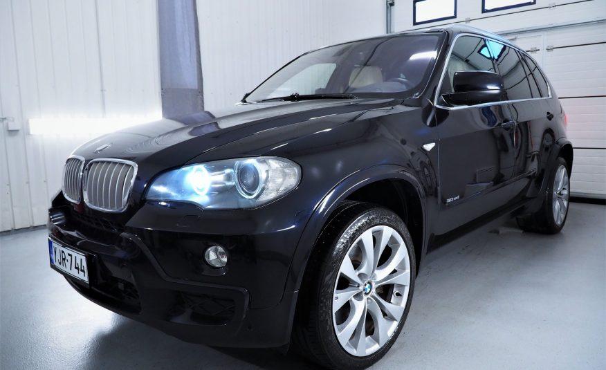 BMW X5 3.0sd A M-Sport 286hv *HURJAT VARUSTEET *Hierovat penkit *Vaihto *Rahoitus