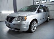 Chrysler Grand Voyager V (RT) 2.8 CRD 163Hv *Tulossa *Vaihto *Rahoitus