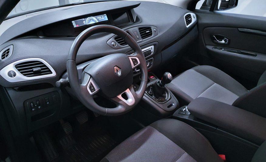 Renault Grand Scenic 1.5 dCi 110hv 6MT *7-paikkainen *Vaihto *Rahoitus