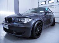BMW 120 A E82 Coupé *Sporttipenkit * Nahkaverhoilu *Vaihto *Rahoitus
